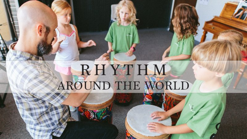 Rhythm Around The World